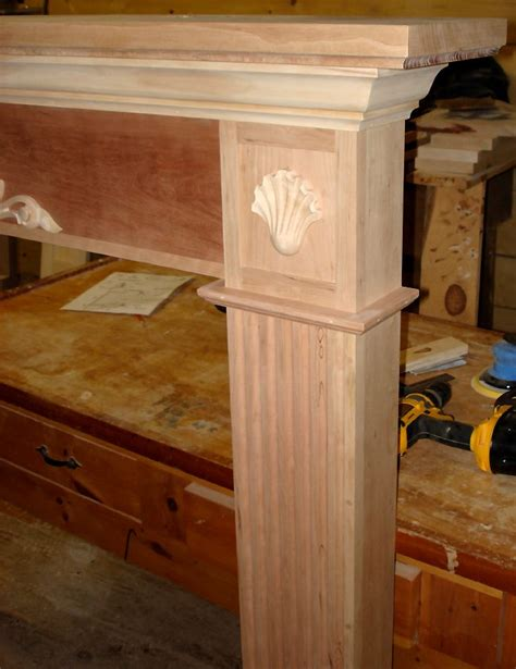 Wooden Furniture Pilasters Plans