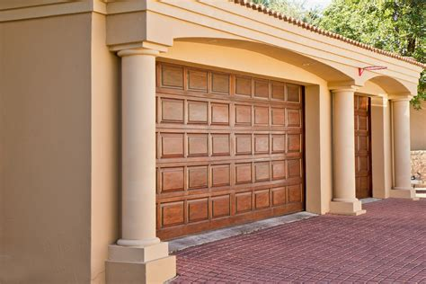 Wooden Garage Door Plans Make Bedroom