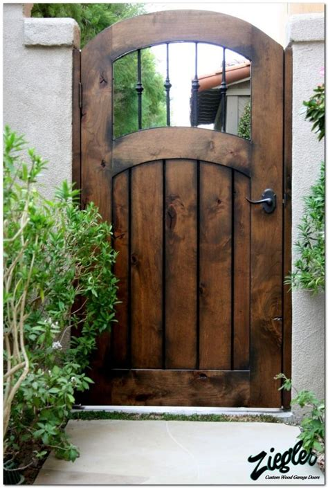 Wooden Gate Plans Diy Reclaimed