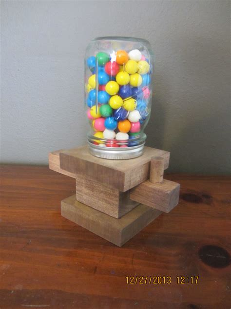 Wooden Gumball Machine Plans Canada Wood Workshop Tools