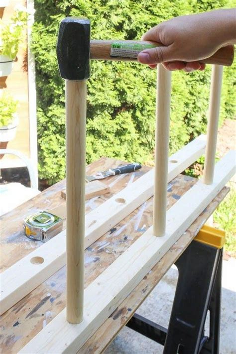 Wooden Ladder Diy