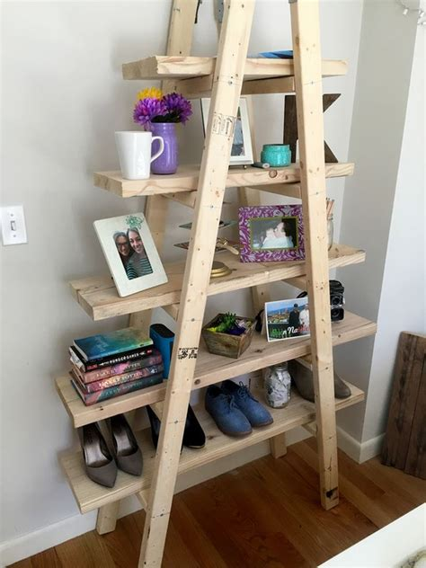 Wooden Ladder Diy Ideas