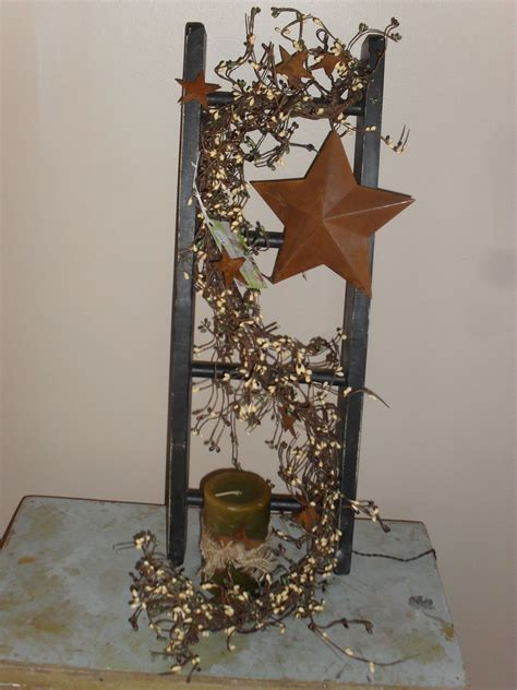 Wooden Ladders For Crafts