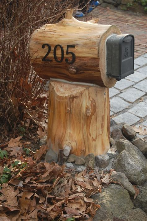 Wooden Mailbox Diy Ideas