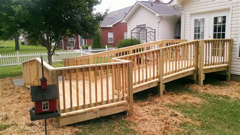 Wooden Mobile Home Ramp Plans