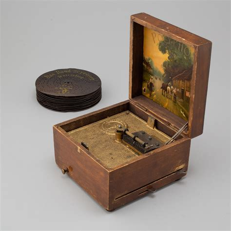 Wooden Music Box Plans
