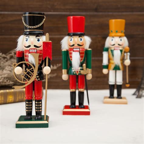Wooden Nutcracker Crafts