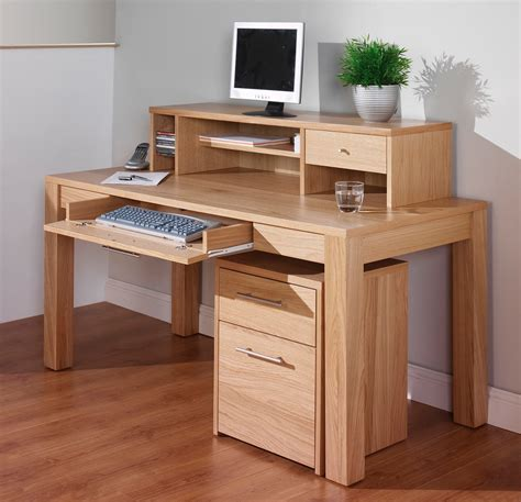 Wooden Office Desk Plans