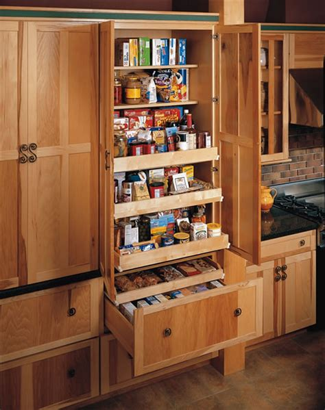 Wooden Pantry Cabinet Plans