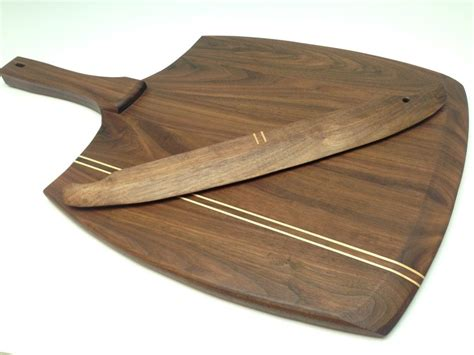 Wooden Pizza Peel Plans