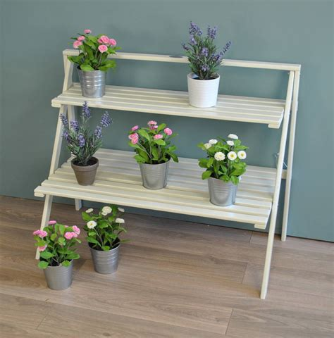 Wooden Plant Stands UK