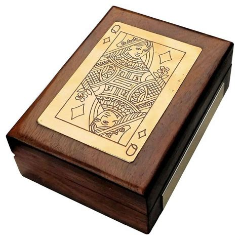 Wooden Playing Card Box Plans Nz