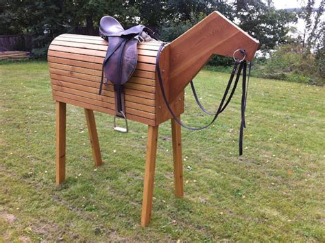 Wooden Polo Horse Plans