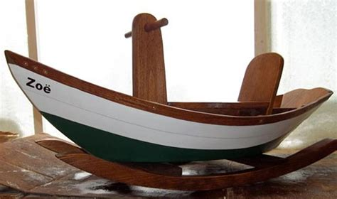 Wooden Rocking Boat Plans For Toddlers