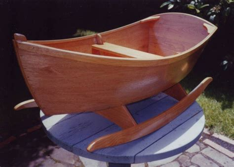 Wooden Rocking Boat Plans In Wooden Boat Magazine