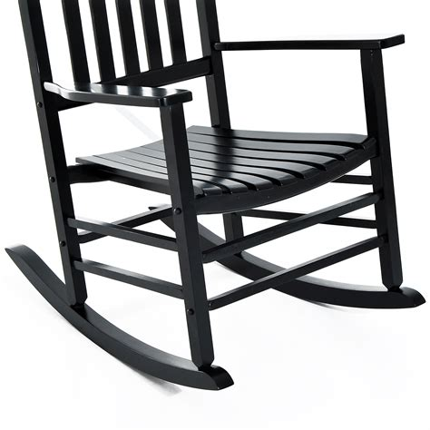 Wooden Rocking Chair Ebay UK