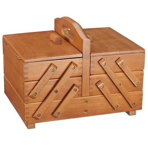 Wooden Sewing Box Plans