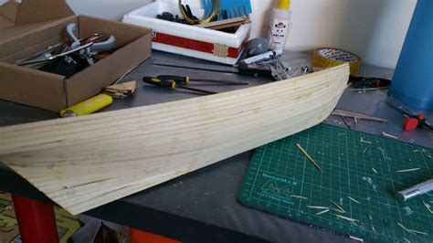 Wooden Ship Planking
