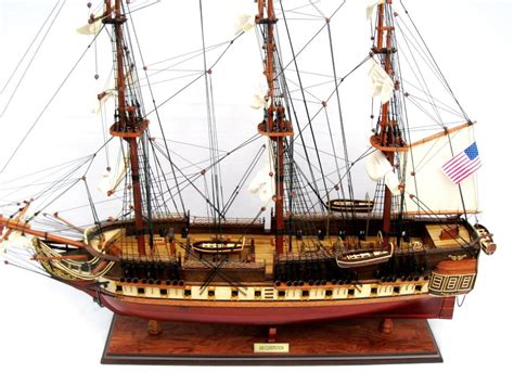 Wooden Ship Plans For The Constitution