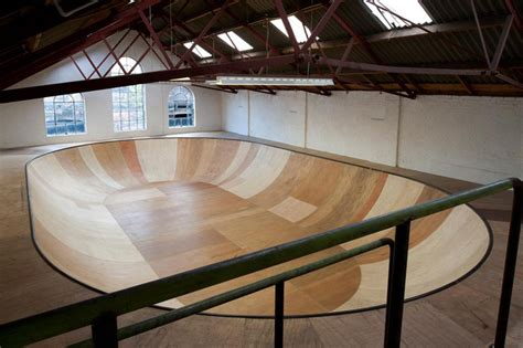 Wooden Skateboard Bowl Plans