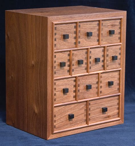 Wooden Spice Cabinet Plans