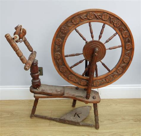 Wooden Spinning Wheel Plans Free