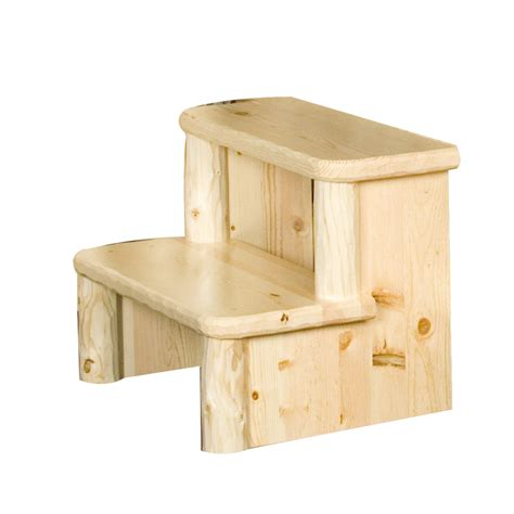 Wooden Step Stool Plans Lowes
