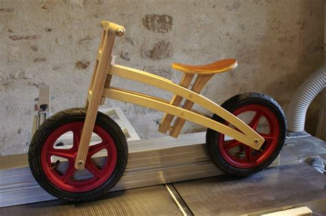 Wooden Strider Bike Plans