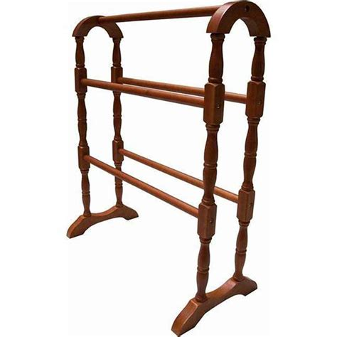 Wooden Towel Rail Stands