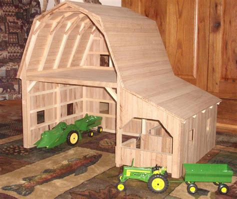 Wooden Toy Barns For Kids Do it yourself Projects For Kids
