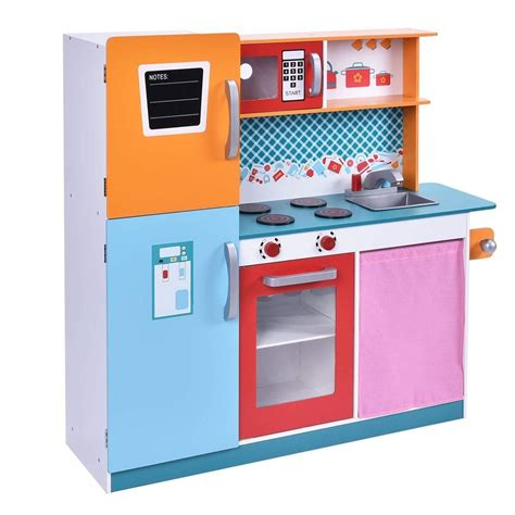 Wooden Toy Kitchen Plans
