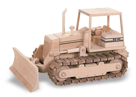 Wooden Toy Patterns And Plans Construction Equipment