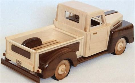 Wooden Toy Vehicle Plans Free