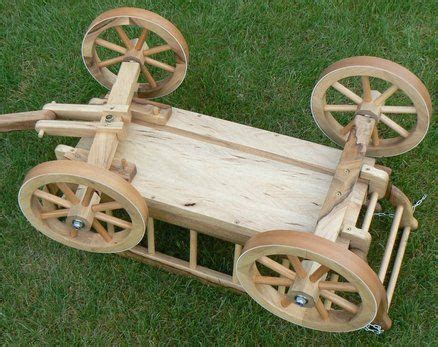 Wooden Toy Wagon Patterns