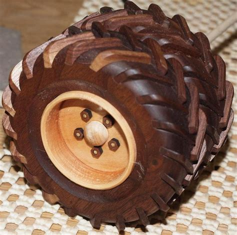 Wooden Toy Wheels Woodworking Plans