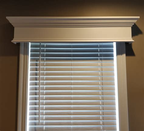 Wooden Valances Plans
