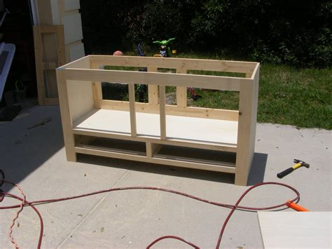 Wooden Vanity Construction Plans