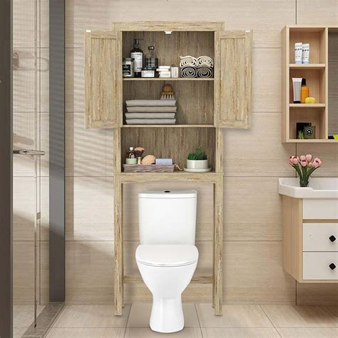 Wooden Wall Cabinets For Bathrooms