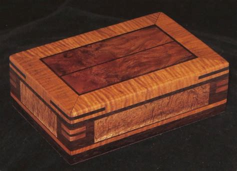 Wooden Watch Box Plans