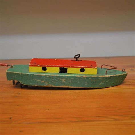 Wooden Wind Up Toy Boat Plans