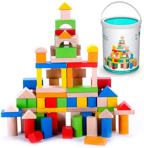 Wooden building blocks for kids.aspx Image