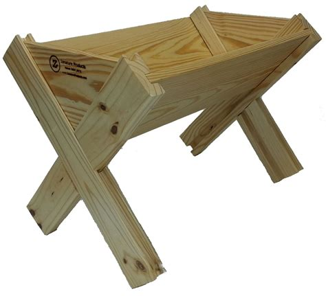 Wooden cattle feeder plans Image