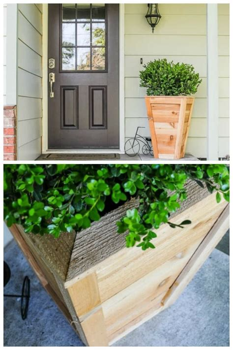 Wooden planter boxes diy asp tutorial Image