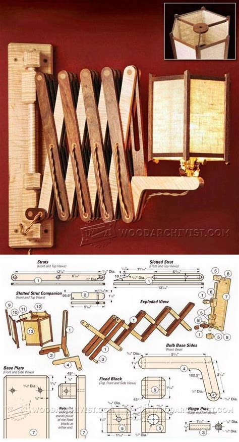 Wooden-Accordion-Lamp-Plans