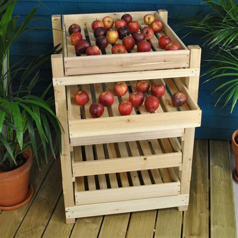 Wooden-Apple-Storage-Rack-Plans