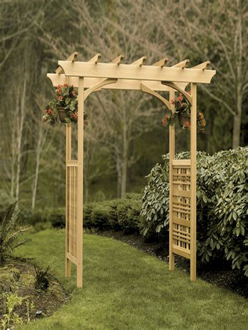 Wooden-Arbor-Plans