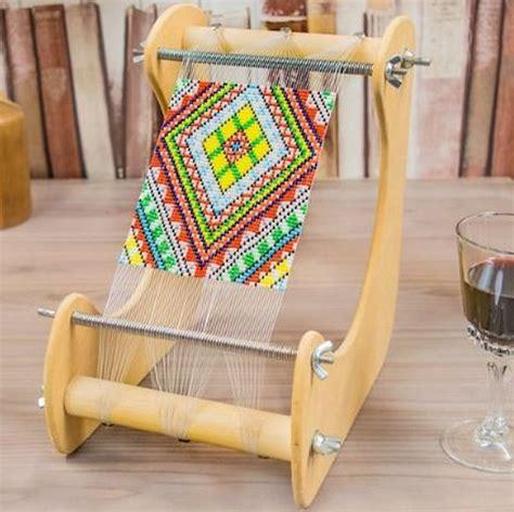 Wooden-Bead-Loom-Plans