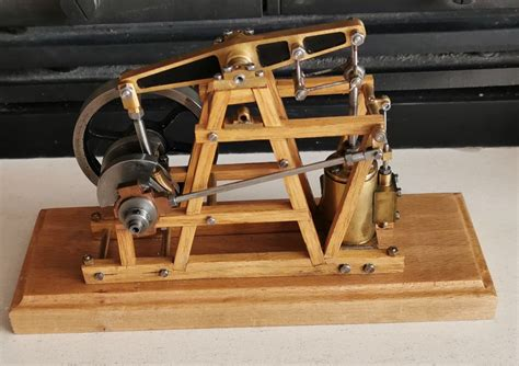 Wooden-Beam-Engine-Plans