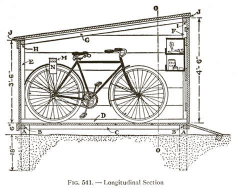 Wooden-Bike-Shelter-Plans