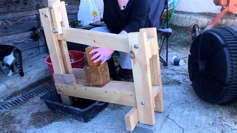 Wooden-Briquette-Press-Plans